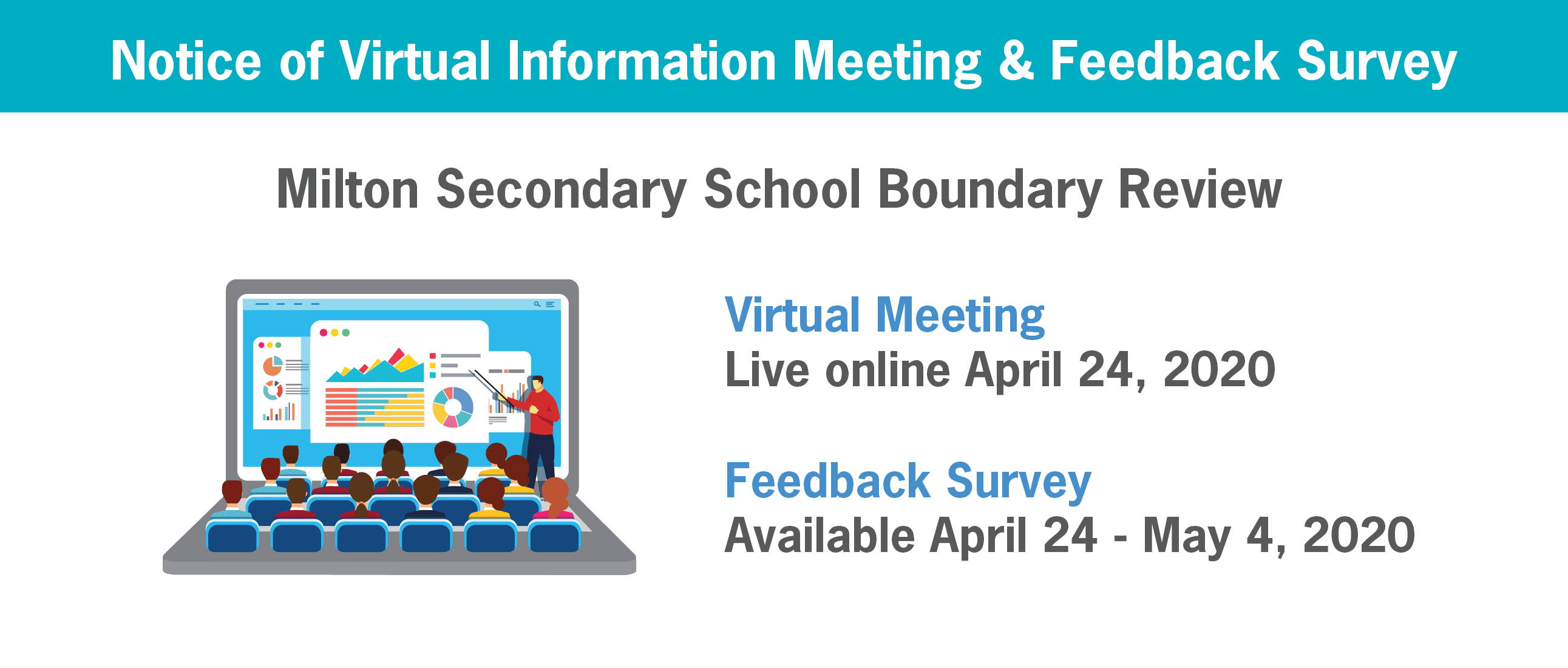 Milton Secondary School Boundary Review Virtual Information Meeting