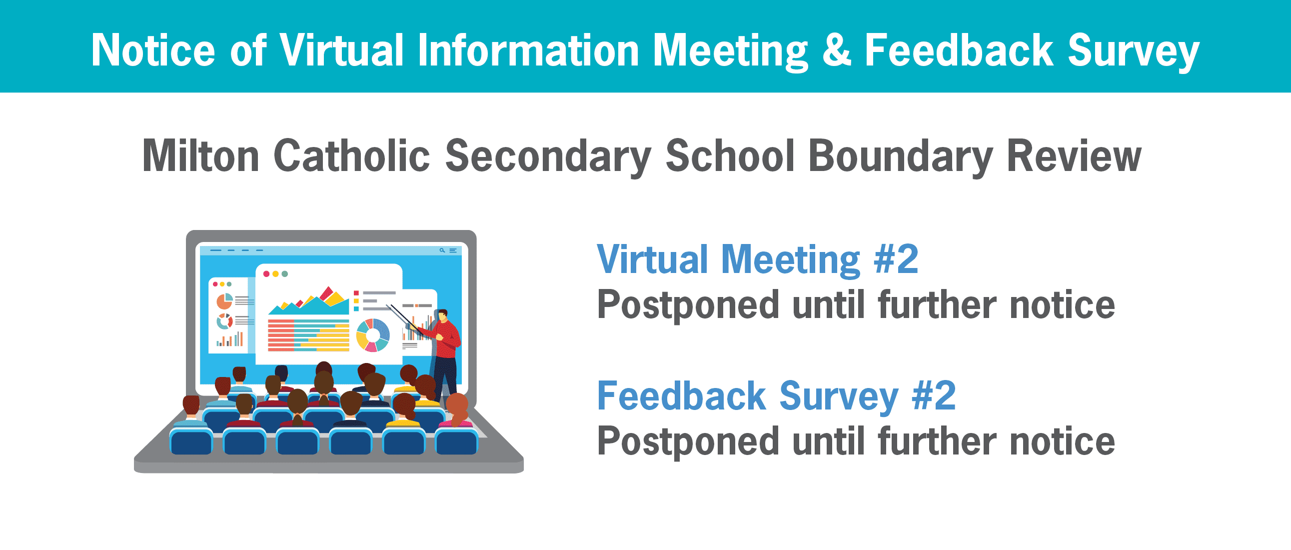 POSTPONED: Milton CSS Boundary Review Virtual Public Information Meeting #2